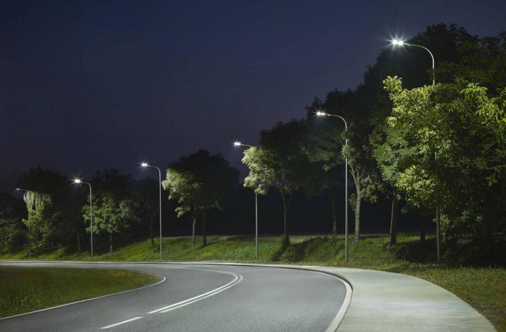 Straatverlichting LED