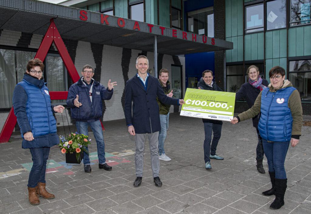 Projectgroep Baanbrekers Oudeschoot